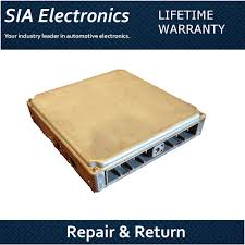 nissan altima 2016 warranty nissan altima ecm ecu repair u0026 return sia electronics