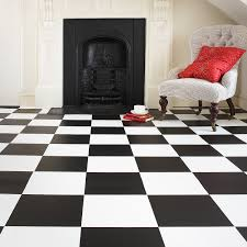 Tarkett Boreal Laminate Flooring Tile Laying Pattern Black White Floor Tiles Zamp Co