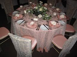furniture cool lace table runners with round table and chairs for