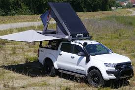 Ford Ranger Truck Camping - ford ranger tdci double cab explorer edition