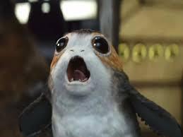 Meme Star Wars - star wars trailer the porg moment is now a meme insider