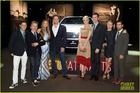 lexus amanda and nick jaime king u0026 kristen wiig lexus u0027 laws of attraction event photo