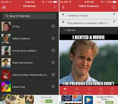 Memes Generator Free - top 5 meme generator apps for iphone ios