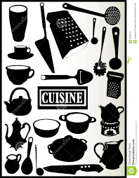 image d ustensiles de cuisine chambre enfant les ustensiles de cuisine assortiment des