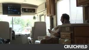 crutchfield home theater rockin rv audio video installation crutchfield video youtube
