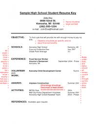 great example of resume good resume examples for highschool students resume for your job examples of resumes great resume examples for highschool students example good intended for great resume