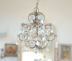 French Wire Chandelier Best 25 Small Chandeliers Ideas On Pinterest Lighting For