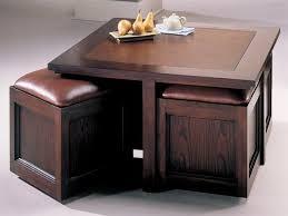 Storage Cube Coffee Table Storage Designs