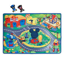 Micky Mouse Rug Disney Mickey Mouse Clubhouse Save The Day Fire Truck By Fisher