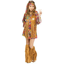 Angel Halloween Costumes Girls Buy Peace Love Hippie Costume Kids