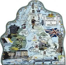map uk ireland scotland united kingdom ireland map the cat s meow
