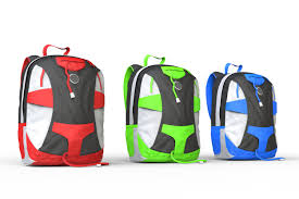 Backpack Storage by News Landing