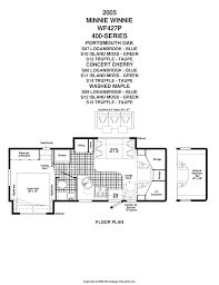 Minnie Winnie Floor Plans by Download Free Pdf For Rca Bd20tf10 Tv Manual