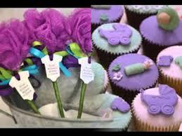 purple baby shower themes purple baby shower themes