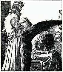 file arthur pyle king arthur findeth ye old woman in ye hut jpg