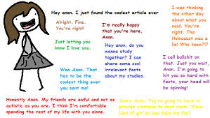 Anon Meme - hey anon i just found the coolest article ever ideal gf know