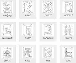 alphabet coloring pages abc letters coloring pages letter w free