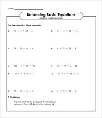 14 simple algebra worksheet templates u2013 free word u0026 pdf documents
