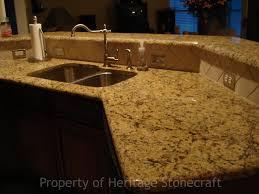 Backsplash With Venetian Gold Granite - new venetian gold granite roselawnlutheran