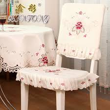 fabric chair covers ty1017 luxury rustic dining table fabric chair cover seat cushion