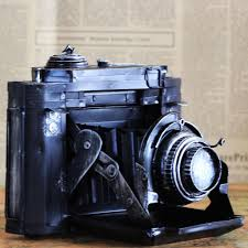 online shop zakka vintage tin camera film machine nostalgic