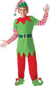 Halloween Elf Costumes Child Elf Costume Party Holiday Open House Ideas
