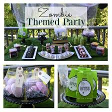 walking dead party supplies themed party
