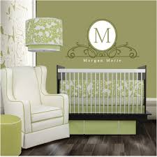 Monogram Wall Decals For Nursery Monogram Wall Decals Nursery Monogram Wall Decals Personalized