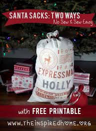 best 25 christmas sack ideas ideas on pinterest diy christmas