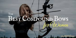 bows for the best compound bow for women updated for 2017