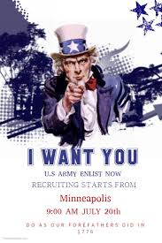 Uncle Sam Meme Generator - wanted poster templates postermywall