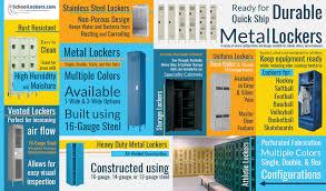 lockers metal lockers steel lockers schoollockers com