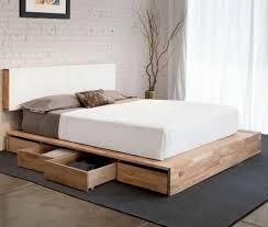 Ikea Hacks Platform Bed Best 25 Lit Avec Rangement Ideas On Pinterest Ikea Hack Lit