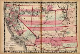 State Map Of New Mexico by File California State And New Mexico Arizona Nevada Colorado