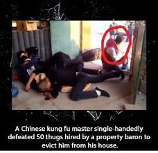 Meme Kung Fu - did you know that a chinese kung fu master single handedly