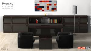 Office Set Design Executive Office Set And Furniture By Omc