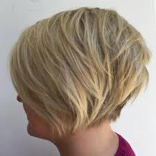 short hair with length at the nape of the neck 70 cute and easy to style short layered hairstyles