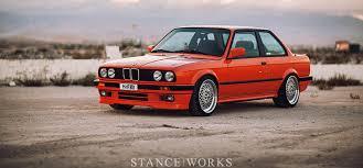 bmw e30 the h r orange bmw e30 318is restoration