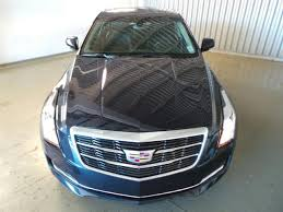 cadillac ats 2015 pre owned 2015 cadillac ats 2 0l turbo luxury sedan in