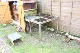Rabbit Hutch Extension How We Made Our Awesome Rabbit Village U2013 Invoke Delight And Inspire
