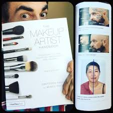 the makeup artist handbook rod maxwell social media influencer bio on socialix