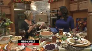 cracker barrel can prepare your thanksgiving dinner fox2now