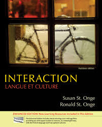 interaction langue et culture enhanced 8th edition