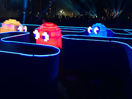 bud light commercial friends multicore propeller used in real life pac man bud light super bowl
