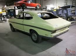 opel kadett 1972 opel kadett rallye 4spd restoration investment gt over 400 nos parts