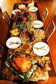 thanksgiving thanksgiving dinner menu buffet mac restaurant bar