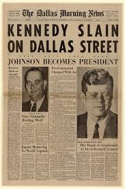 on this day in history on this day in history president john f kennedy was shot newseum