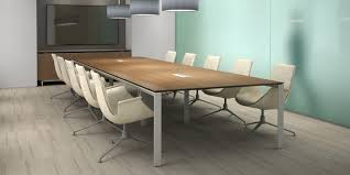 Contemporary Conference Table Contemporary Conference Table Wooden Laminate Rectangular