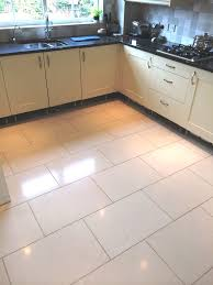 floor tile ideas for kitchen flooring limestone tiles kitchen dijon limestone tumbled floor