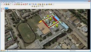 How To Plan A Route On Google Maps by Phil Osophy In Bim Master Planning In Revit With Google Earth Image